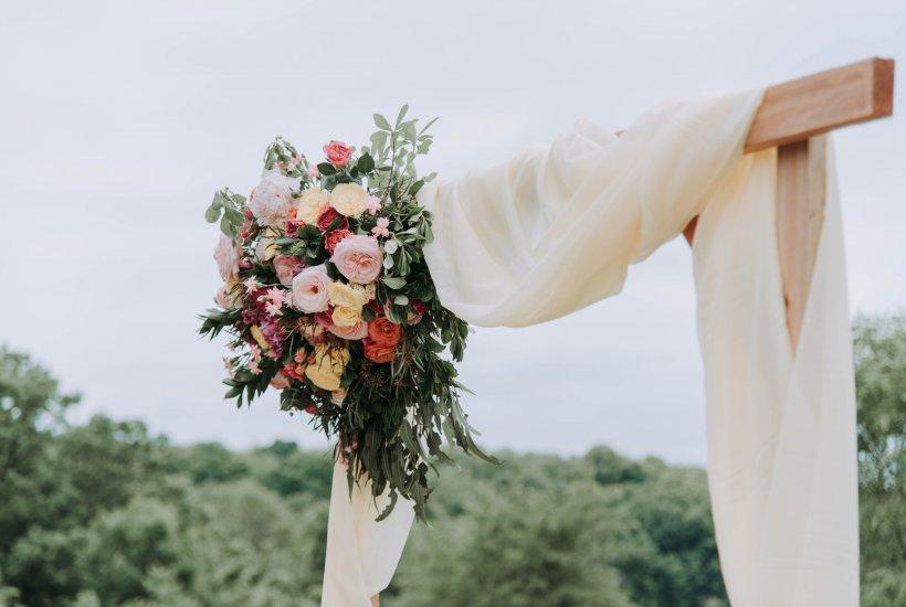 Wedding Arch - Elegant Events by Michalea, West Palm Beach Weddings